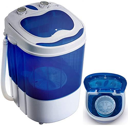 i i mini waschmaschine mit schleuder waschautomat bis 3 kg reisewaschmaschine
