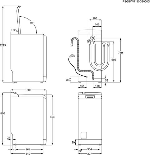 i i zanussi zwy61223ki waschmaschine im test bewertung lesen. Black Bedroom Furniture Sets. Home Design Ideas